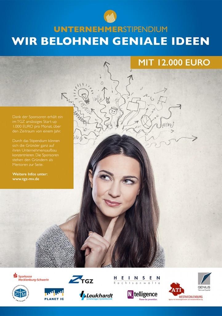 Unternehmerstipendium TGZ