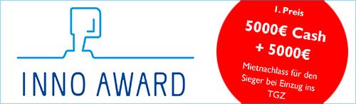 Unternehmerstipendium und Inno Award