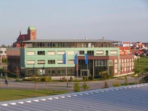 Gewerbefläche Wismar - EnviteC-Wismar GmbH