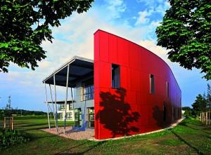 Trebing & Himstedt Prozessautomation GmbH & Co. KG im Gewerbepark Schwerin